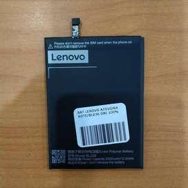 Baterai Lenovo K4 Note A7010 Vibe X3 Lite BL256