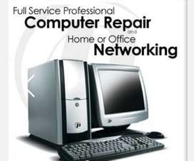 Computers and laptops repairs - Home services