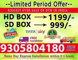 Tata SKY DTH , India's no...1
