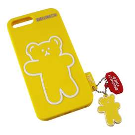 Rubber Case Bear Hunger iPhone 7/8 Plus