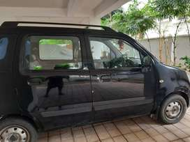Well maintained WagonR for immediate sale