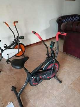 Platinum bike ( sepeda statis harga grosir central fitnes)