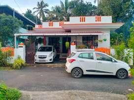 thrissur mannuthy peedikaparabe 5 cnet 3 bhk stylish villa