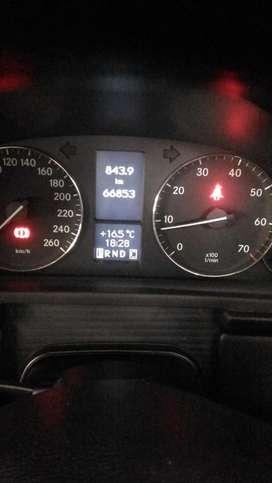 Mercy C230 2006 istinewa