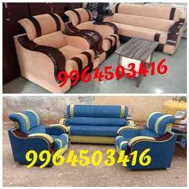 Brand new febric sofa set 5sitter just 24k With 3year's warranty