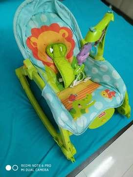 Fisher price brand rocking chair