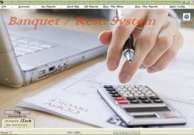 Banquet Software Management System