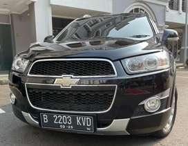 Chevrolet Captiva 2011 Facelift FL1