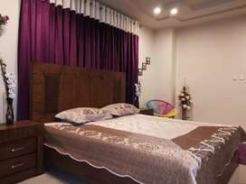 1 bedrom  furnished flat for rent in  bharia town phase 6 ,4