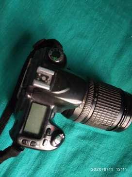 Nikon D80 professional camera