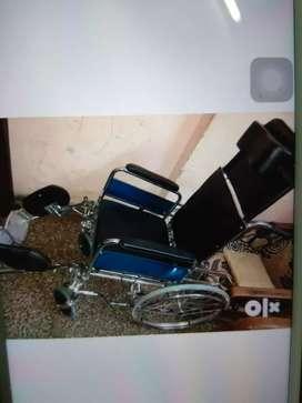Wheelchair Full Reclining