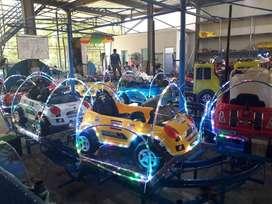 wahana mainan odong2 kereta panggung mainan pancingan ikan  DZ