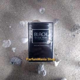 COD. Parfum Original Pria Antonio Banderas Black Seduction 100ml EDT
