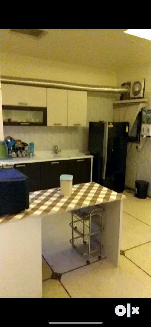 Fully furnished flat 0