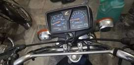 Honda 125 In Good Condition