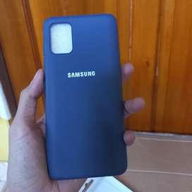 Rubber Magnet Case Samsung A51