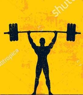 WANT GYM TRAINER @ MVP