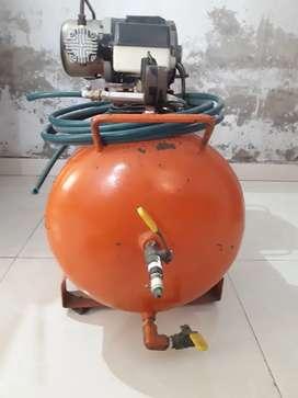 AiR Compressor - OiL Free