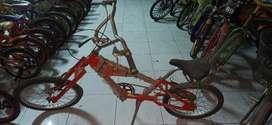 sepeda bmx cooper original antik kuno jadul