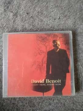 CD album David benoit