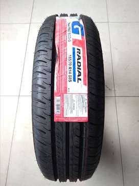 GT Radial 185/70 r14 Ban Mobil Avanza Xenia Calya Sigra Panther Ayla