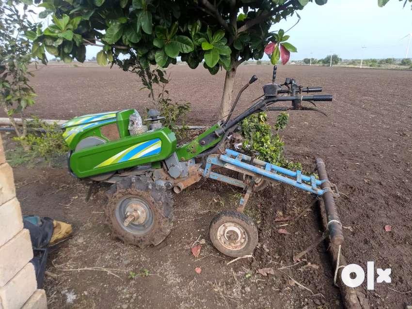 Kirloskar MegaT15 power tractor (Tiller) 0