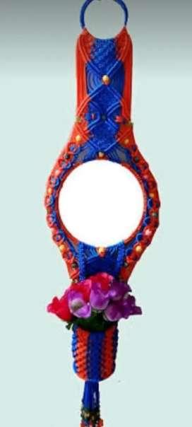 Cloth mirror