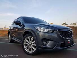Mazda cx 5 GT sky 2013 istimewa angsuran 4,8