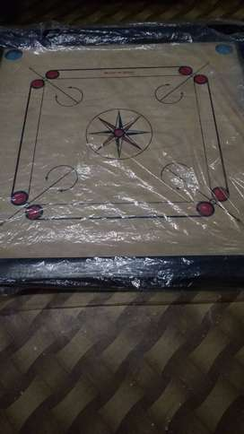 Wooden carrom board 26X26