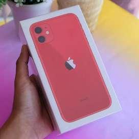 Iphone 11 64gb merah New