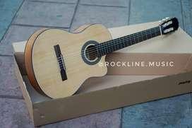 Gitar Akustik Klasik nilon cowboy