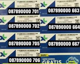 Nomor cantik perdana kartu XL axiata 4G ready