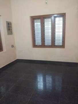 2 bhk house ground floor in from nettoor  north