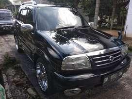 Grend escudo 2,0i manual thn 2003 bm kota pajak hidup mobil pribadi