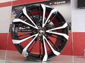 modifikasi velg racing terios rush innova crv hrv juke ring 18