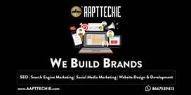 Best Digital Marketing Company in Coimbatore | AAPTTECHIE