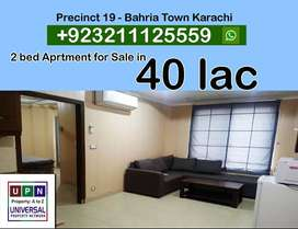 Amazing Opportunity At Extremely Affordable Price 950 Sq Feet Flat