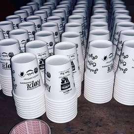 printing plastik cup,sealler cup,papper cup papper bowl