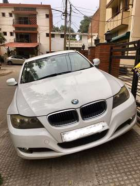 BMW 320D. Well maintained and serviced on time. Chandigarh Registered.