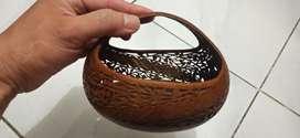 Batok kelapa ukir