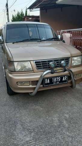 Dijual Toyota Kijang LGX 1.8 Efi th 2000