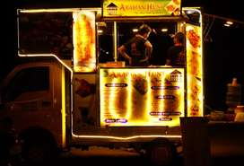Arabian shawarma Master wanted mineum 2years experience