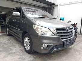 Toyota Innova V 2.5 diesel matic 2014