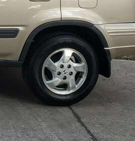 Velg OEM Honda CRV RD1 / Gen 1 (bisa utk taruna, luxio, innova, dll)