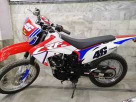 Honda Crf 150 replica just like new scratch less available for sale