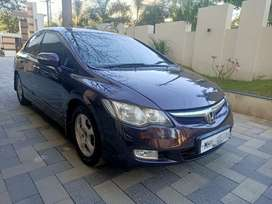 Honda Civic 1.8 V MT, 2008, Petrol
