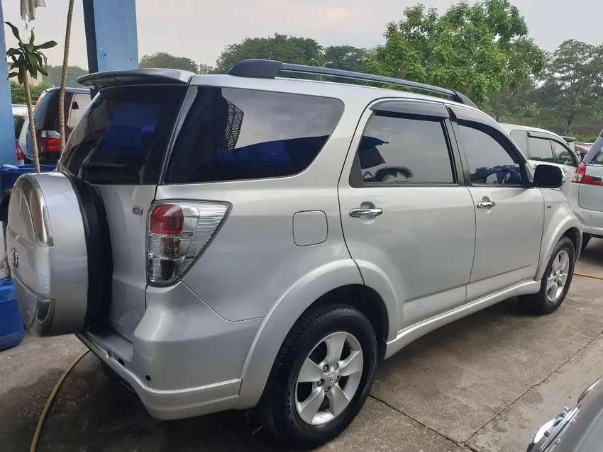 Toyota Rush 2011 bisa keluar Batam sudah bayar PPN tangan pertama 0