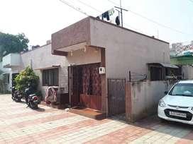 Sai park society . Bakrol . Single house on 2 plots