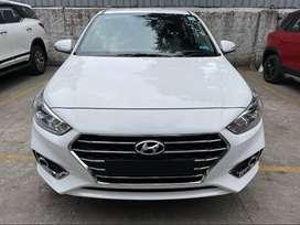 Hyundai Verna Fluidic 1.6 CRDi SX Opt, 2019, Diesel
