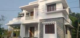 CHOWUR ,Thrissur, 5 cent, 1500 sqft, 3 BHK, 48 Lakh Negotiable,